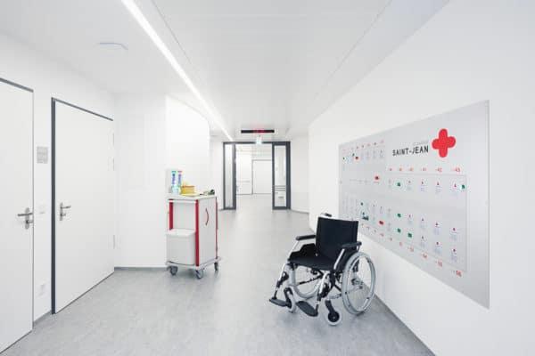 photo shooting 5 hôpital pour OrganiZ