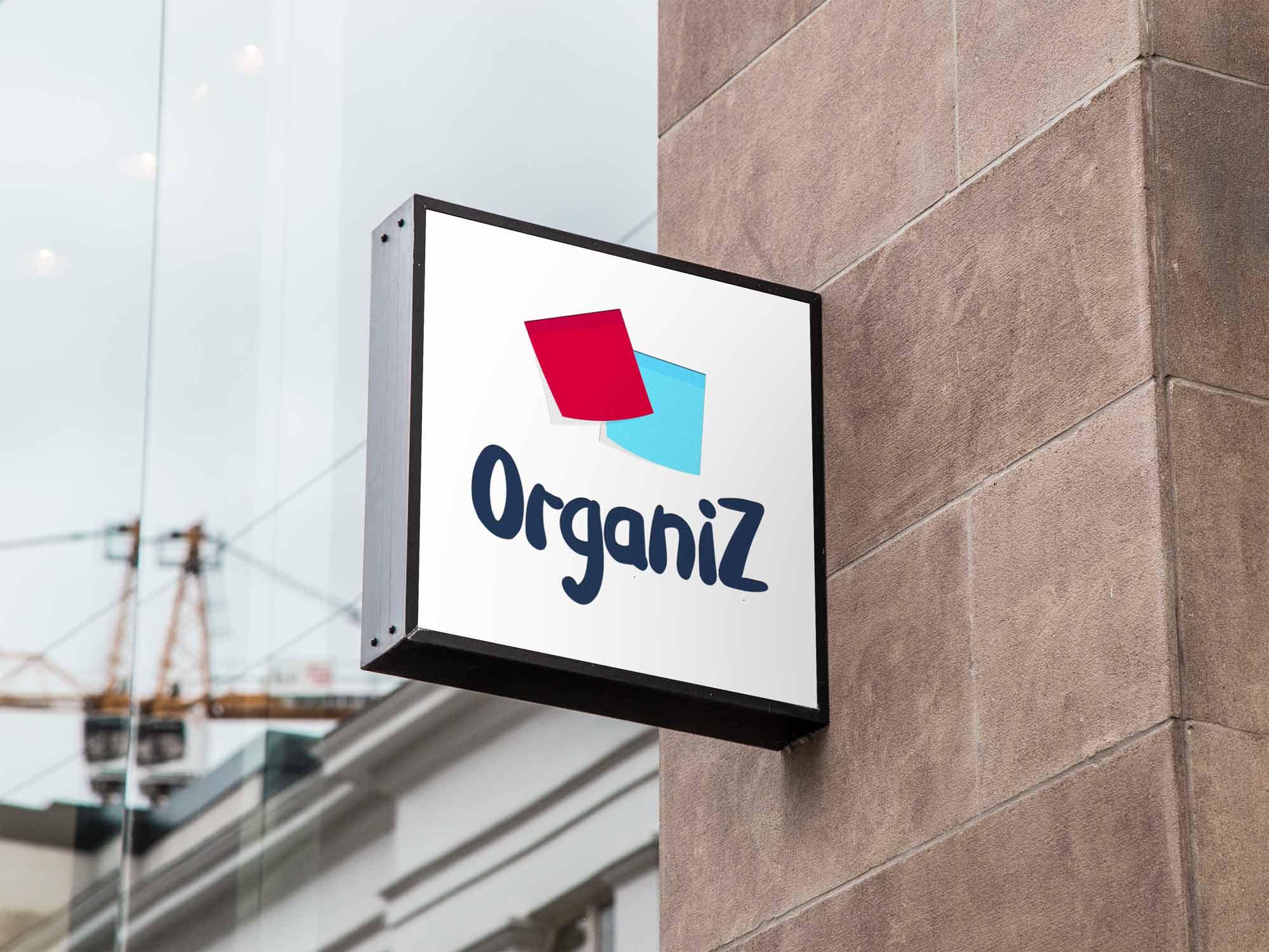 Enseigne OrganiZ