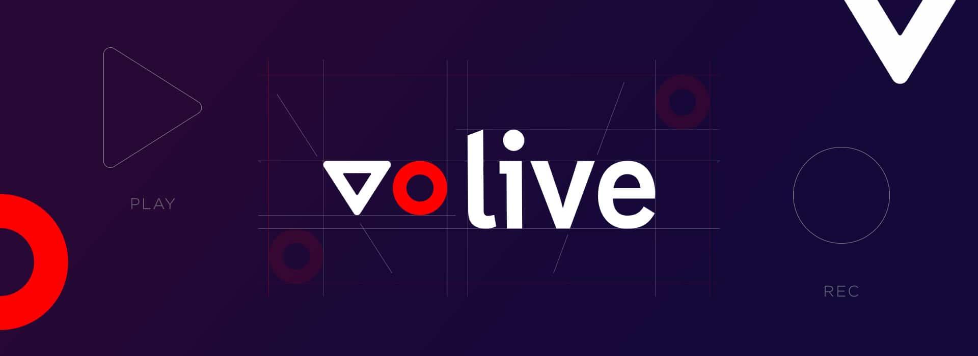 Explications de la conception du logo de VO Live