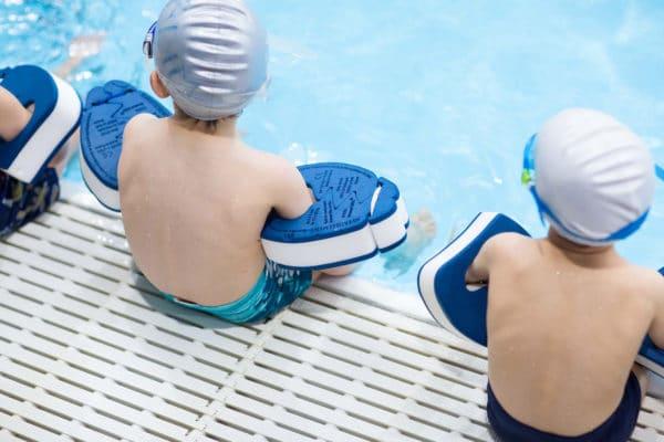 Cours de natation pour enfants chez Vital'Eau