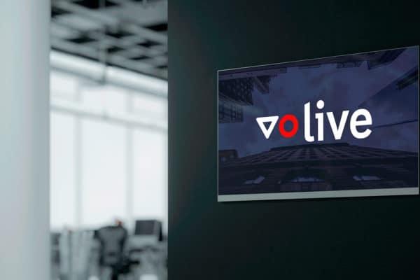 Ecran connecté pour les lives télé