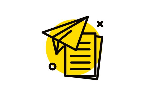 Picto envoi des documents par email