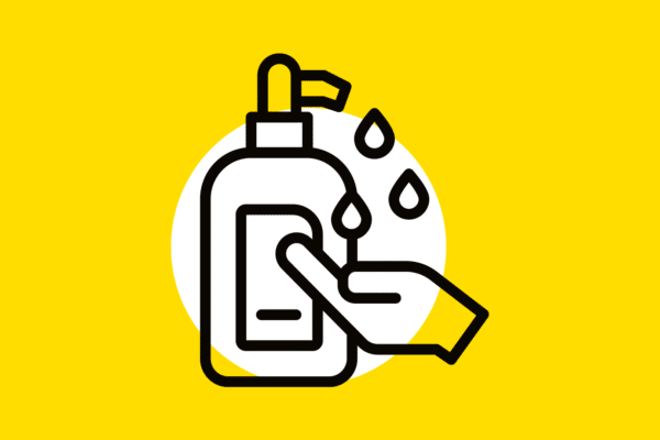Picto gel hydroalcoolique