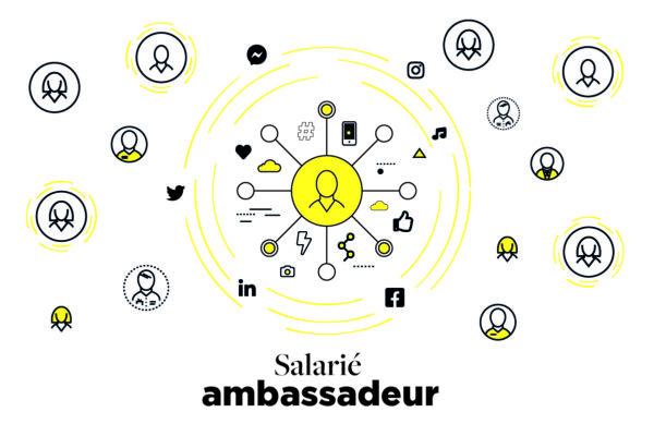Un salarié ambassadeur